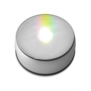 socle lumineux pour bloc photo 3D