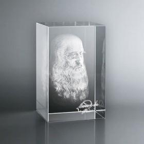Bloc Vertical 3D De Vinci