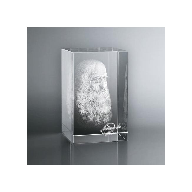 Bloc Vertical 3D De Vinci, Une idée cadeau originale pour avoir une...