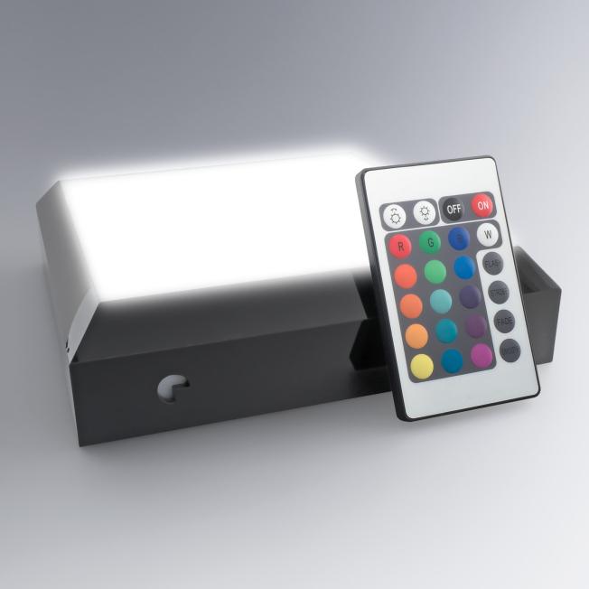 base lumineuse carrée pour bloc en verre gravure laser