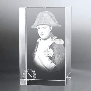 Bloc Vertical 3D Napoléon pour  Offrez à vos proches passionnésd'H...