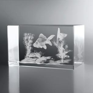Bloc Horizontal 3D Aquarium Japonais pour  Pour une occasion partic...