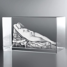 Bloc Horizontal 3D La Vénus...