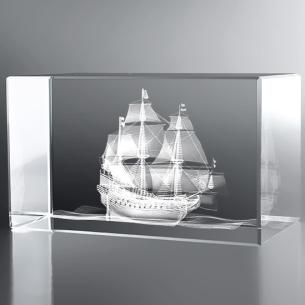 Bloc Horizontal 3D Clipper pour  Cadeau idéal pour tous les passion...