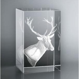 Bloc Vertical 3D Cerf