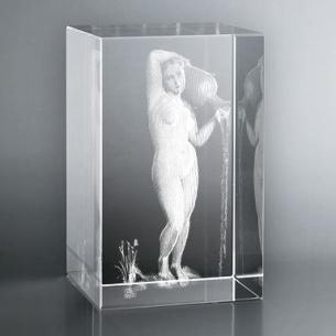 Bloc Vertical 3D La Source, Ingres