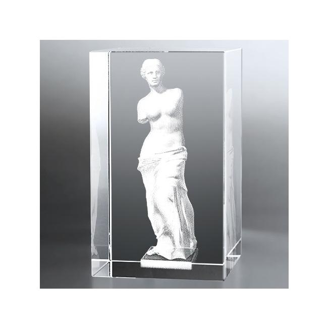 Bloc Vertical 3D La Vénus de Milo pour  A tous les amoureux des Art...