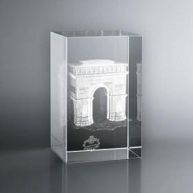 Bloc Vertical 3D Arc de Triomphe