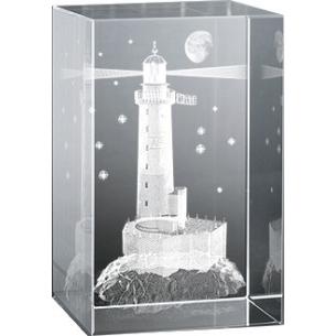 Bloc Vertical 3D Phare Armen pour  Cadeau précieux et moderne, pers...
