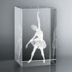 Bloc Vertical 3D Ballerine