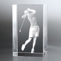 Bloc Vertical 3D Golfeuse