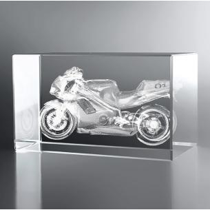 Bloc Horizontal 3D Moto Honda pour  Les passionnés des deux-roues n...