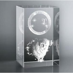 Bloc Vertical 3D Bélier (Astro) pour  Choisissez votre signe ou cel...
