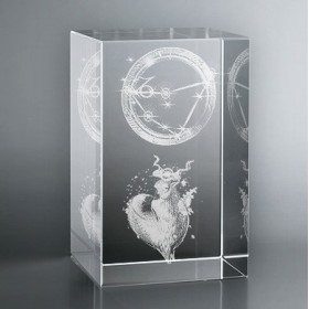 Bloc Vertical 3D Capricorne (Astro)