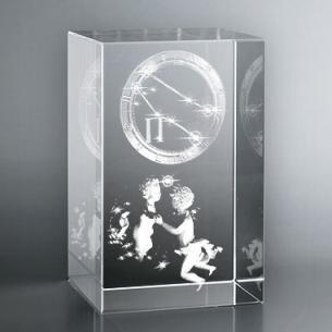 Bloc Vertical 3D Gémeaux (Astro)
