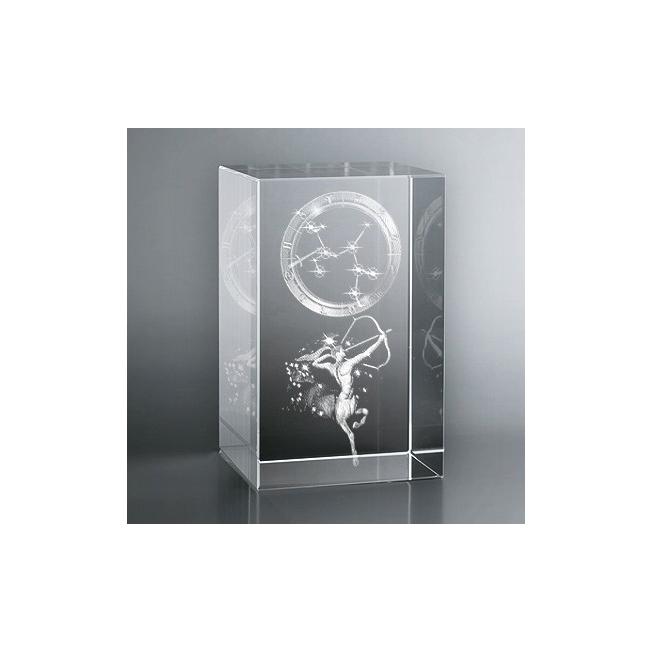 Bloc Vertical 3D Sagittaire (Astro) pour  Choisissez votre signe as...