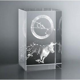 Bloc Vertical 3D Taureau (Astro)