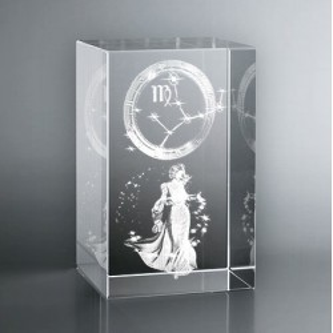 Bloc Vertical 3D Vierge (Astro)