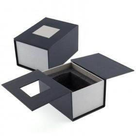 Boite cadeau porte-stylo 3D avec photo gravée
