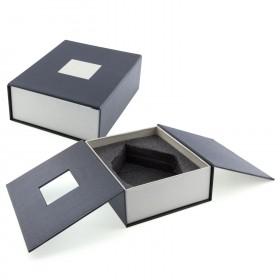 Boite cadeau bloc prestige 16 cm