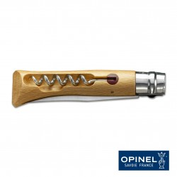 Couteau Tire-Bouchon Opinel N°10 Inox