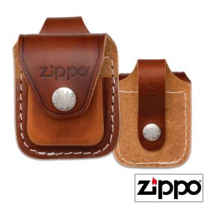 Pochette Cuir Zippo