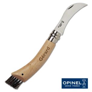 Couteau Opinel à Champignons Personnalisable