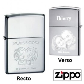 Briquet Zippo Astrologie...