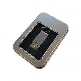 Boîte cadeau métal
