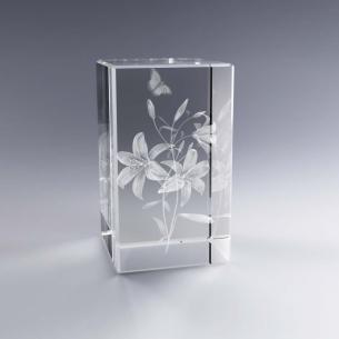 Bloc Vertical 3D Fleurs de Lys pour  Offrez un bouquet de fleurs ét...