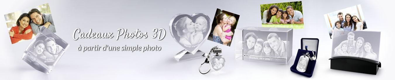 Offrez un Cadeau Photo personnalisé à partir d'une simple photo